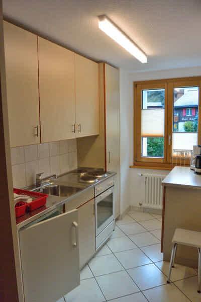 Appartement 485: cuisine