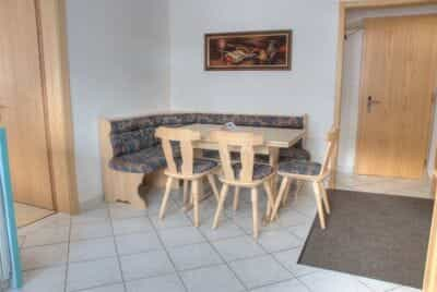 Appartement 481: coin-repas