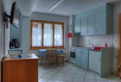 Appartement 481: cuisine
