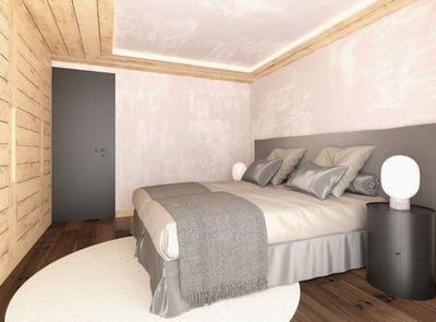 Badezimmer mit Ecke Bath_Nevada Prime Apartments Zermatt