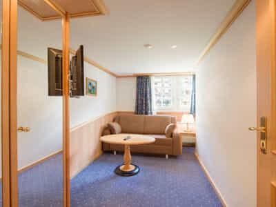 Maison Vispa - salle de séjour