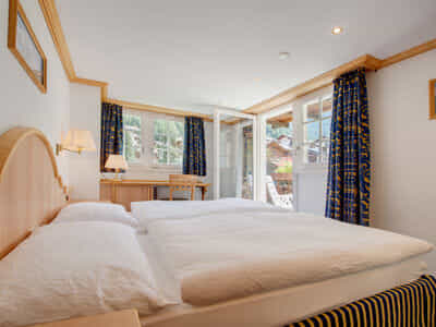 Maison Vispa - Chambre à coucher
