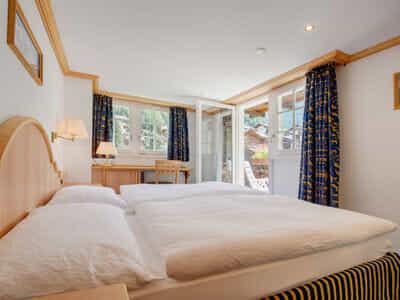 Haus Vispa - Schlafzimmer