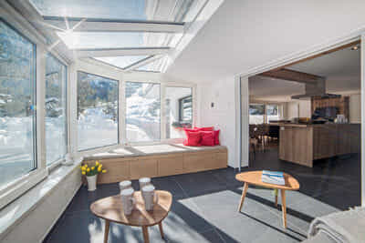 Duplex Andy_Jardin d'hiver