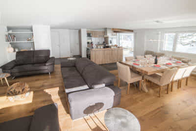 Duplex Andy_ Open space _ Living aera