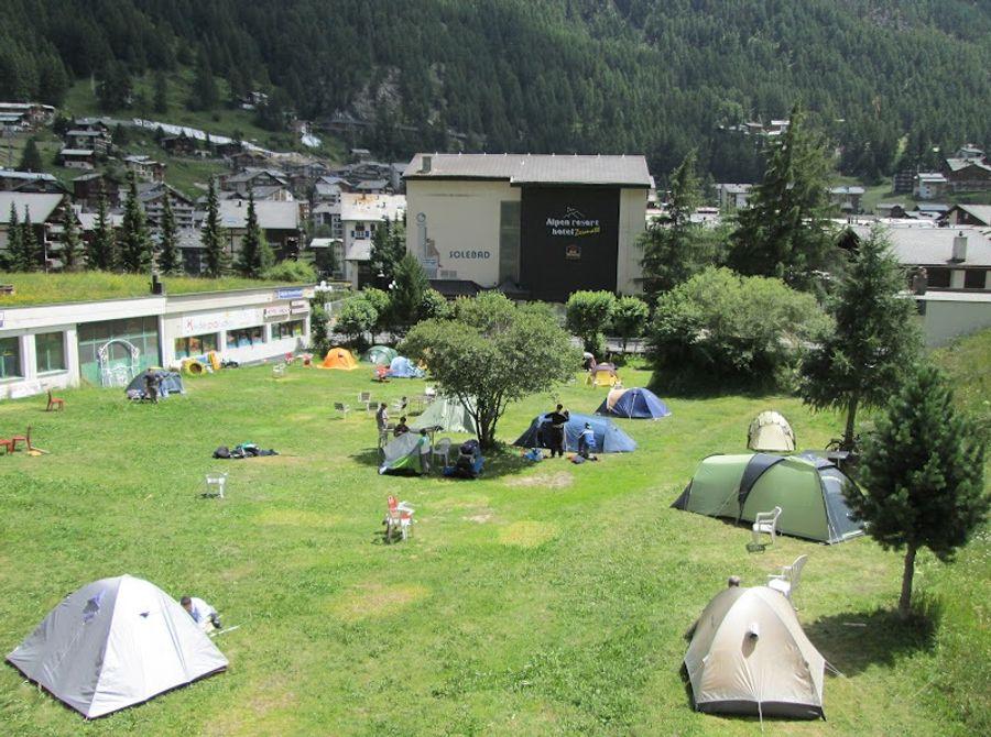 Camping Matterhorn