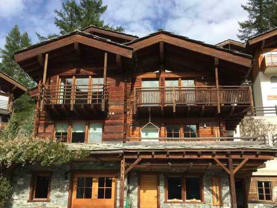 Chalet Conthey