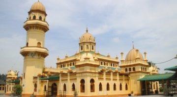 Sultan Alaeddin Royal Mosque