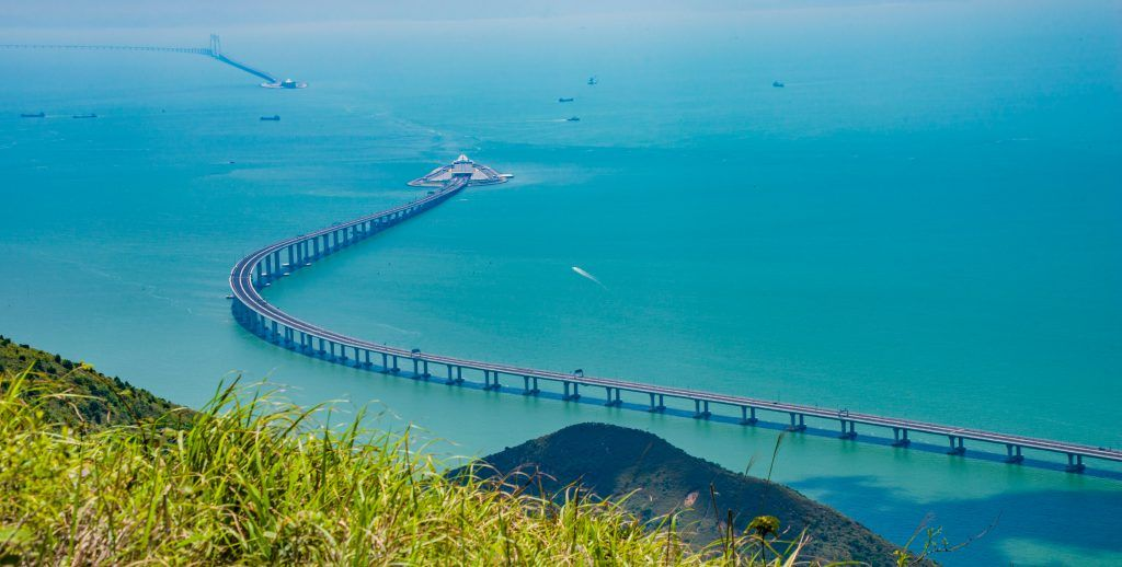 Hong Kong Zhuhai Macau Bridge