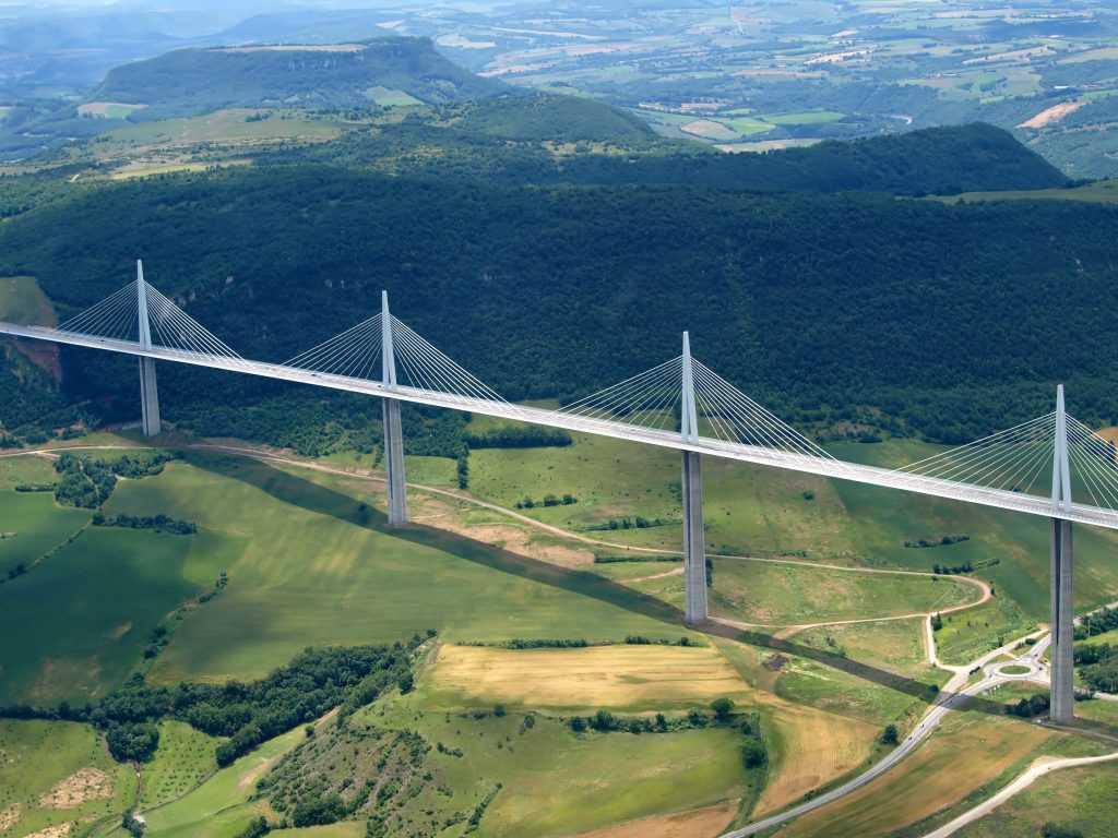 millau viaduct france