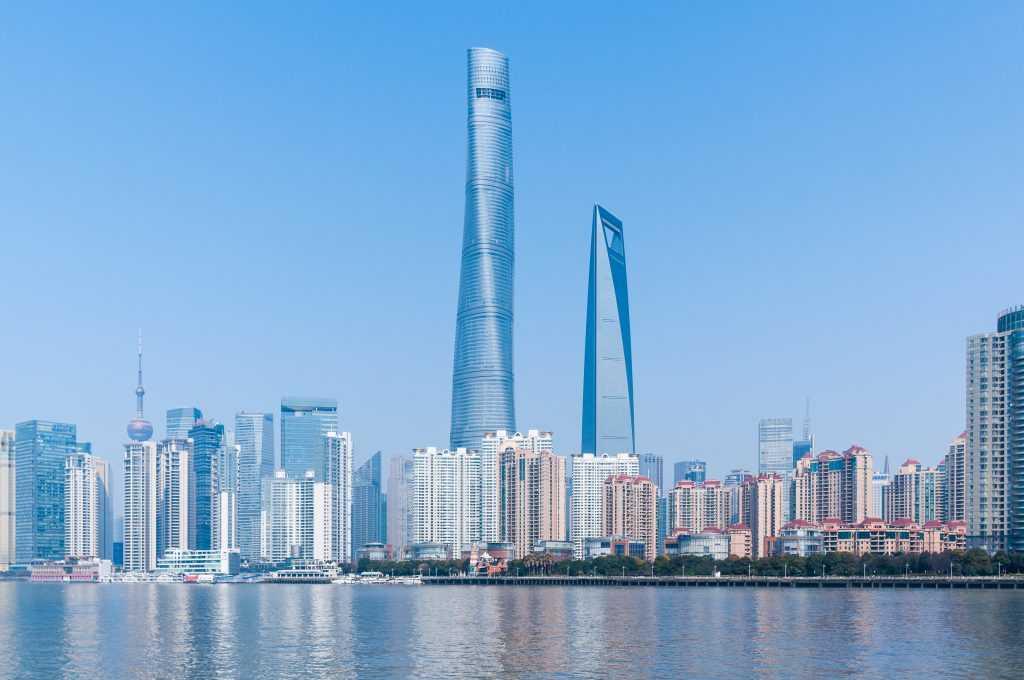 Shanghai Tower China