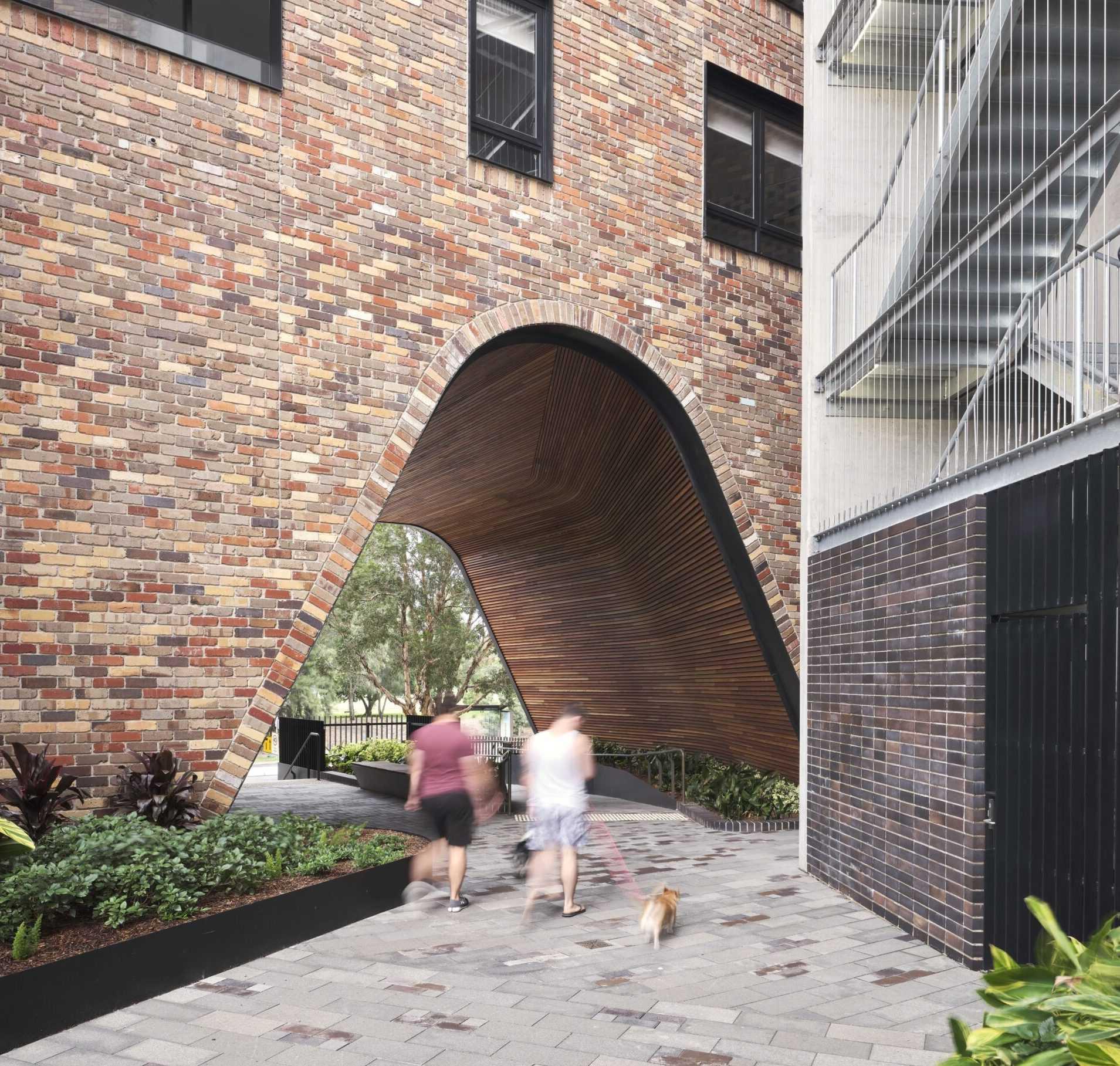 Cropped Arkadia Apartments Brickworks