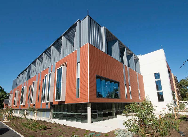 St Andrews Hospital Case Study Building Exterior