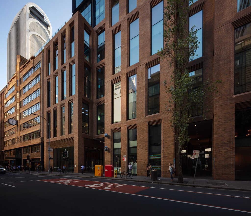 Barrack Place building exterior