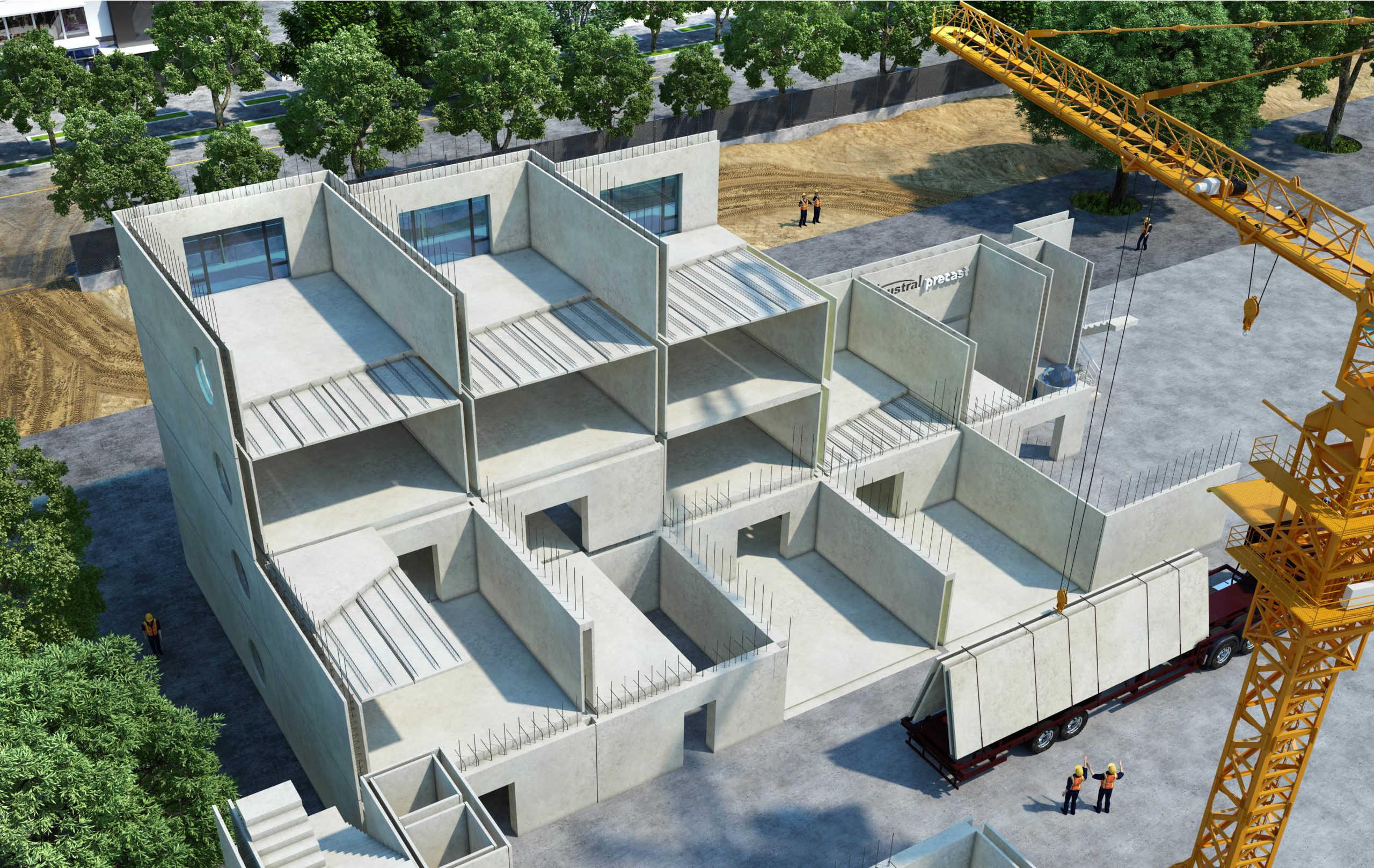 Webinar: Precast Construction with Double Wall