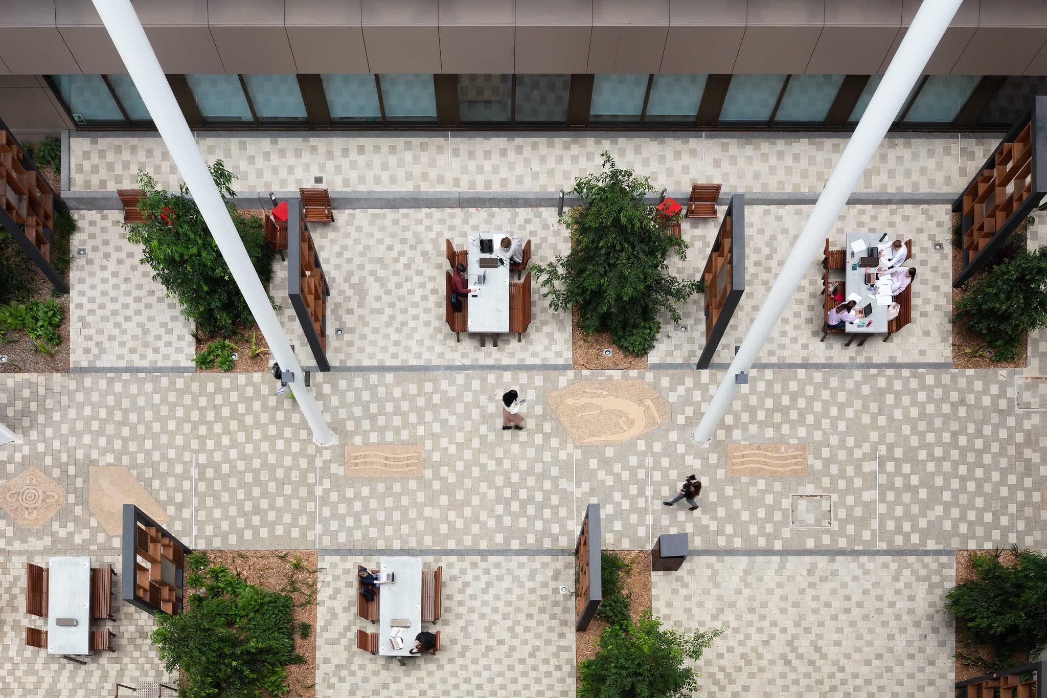 Macquarie University Arts Precinct