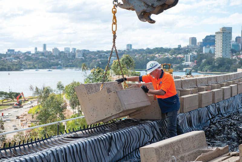 Project Barangaroo NSW