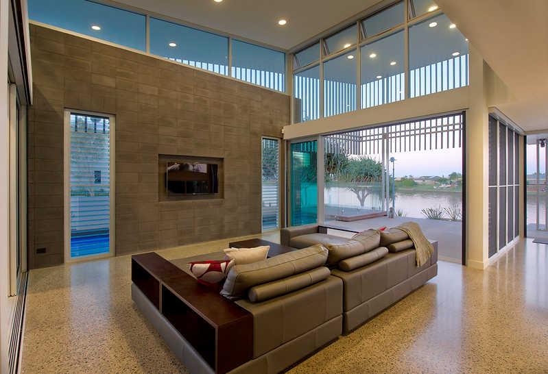 Project Zanzibar interior