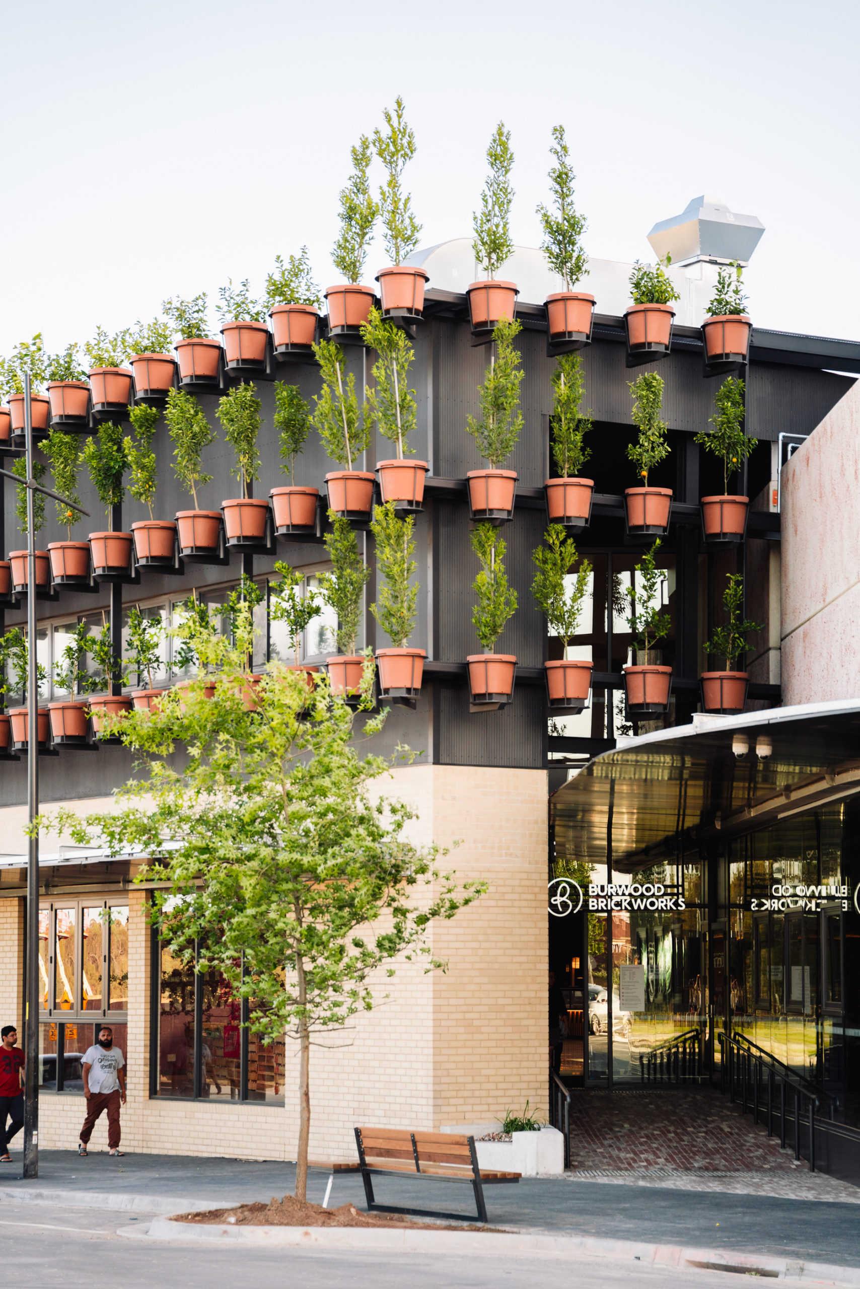 Burwood Brickworks, The World's Most Sustainable Shopping Centre