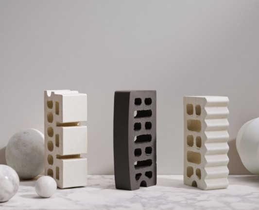 Artisanal Architecture: La Paloma Special Shapes