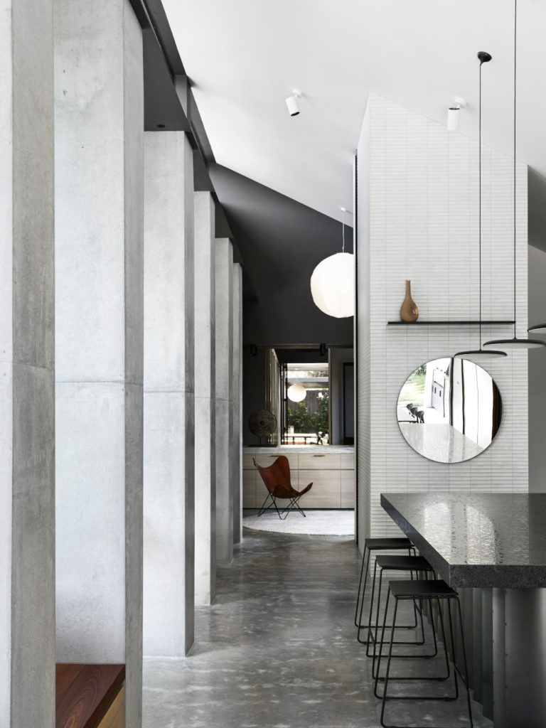 Project Colonnade House, Architect Splinter Society