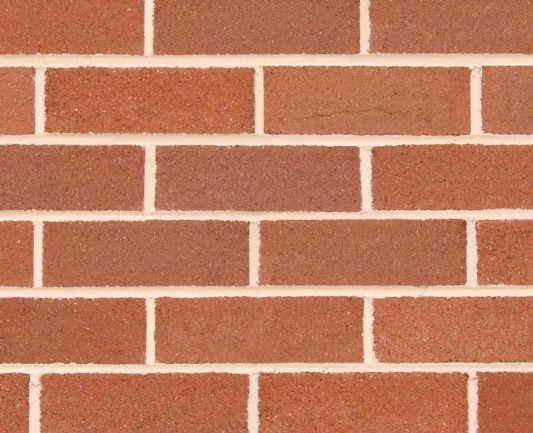 Bowral Bricks in Capitol Red