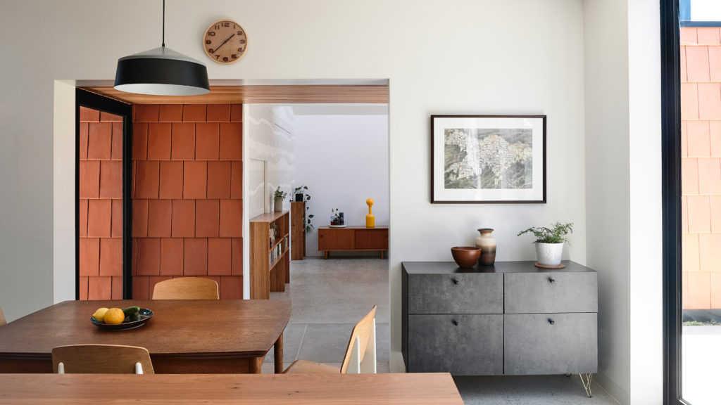 Terracotta House, Architect: Austin Maynard