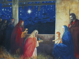 Worship at Home for Epiphany with Embrace the Middle East
