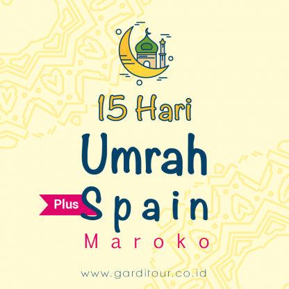 15 Umrah Plus Spain