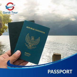 Jasa Pengurusan Paspor