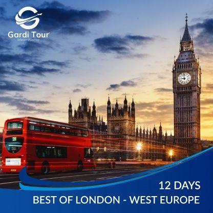 best of london - west europe