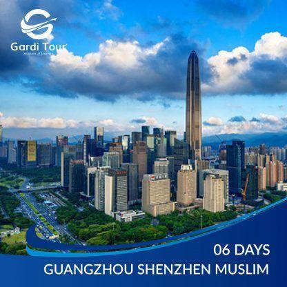 guangzhou shenzhen muslim