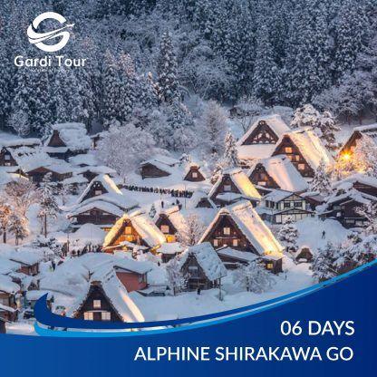 alpine shirakawa go