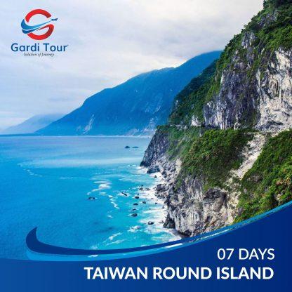 taiwan round island