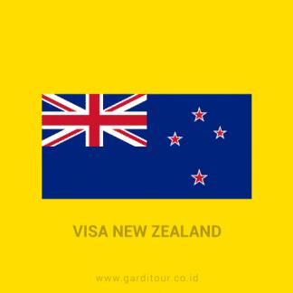 Jasa Pengurusan Visa New Zealand