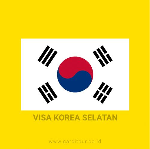 Jasa Pengurusan Visa Korea Selatan