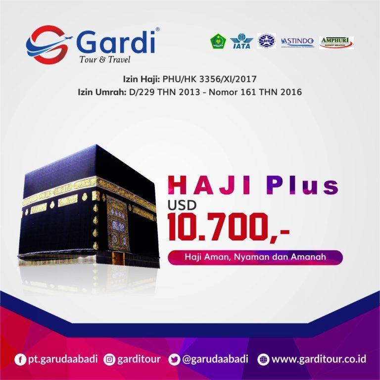 Haji Plus Gardi