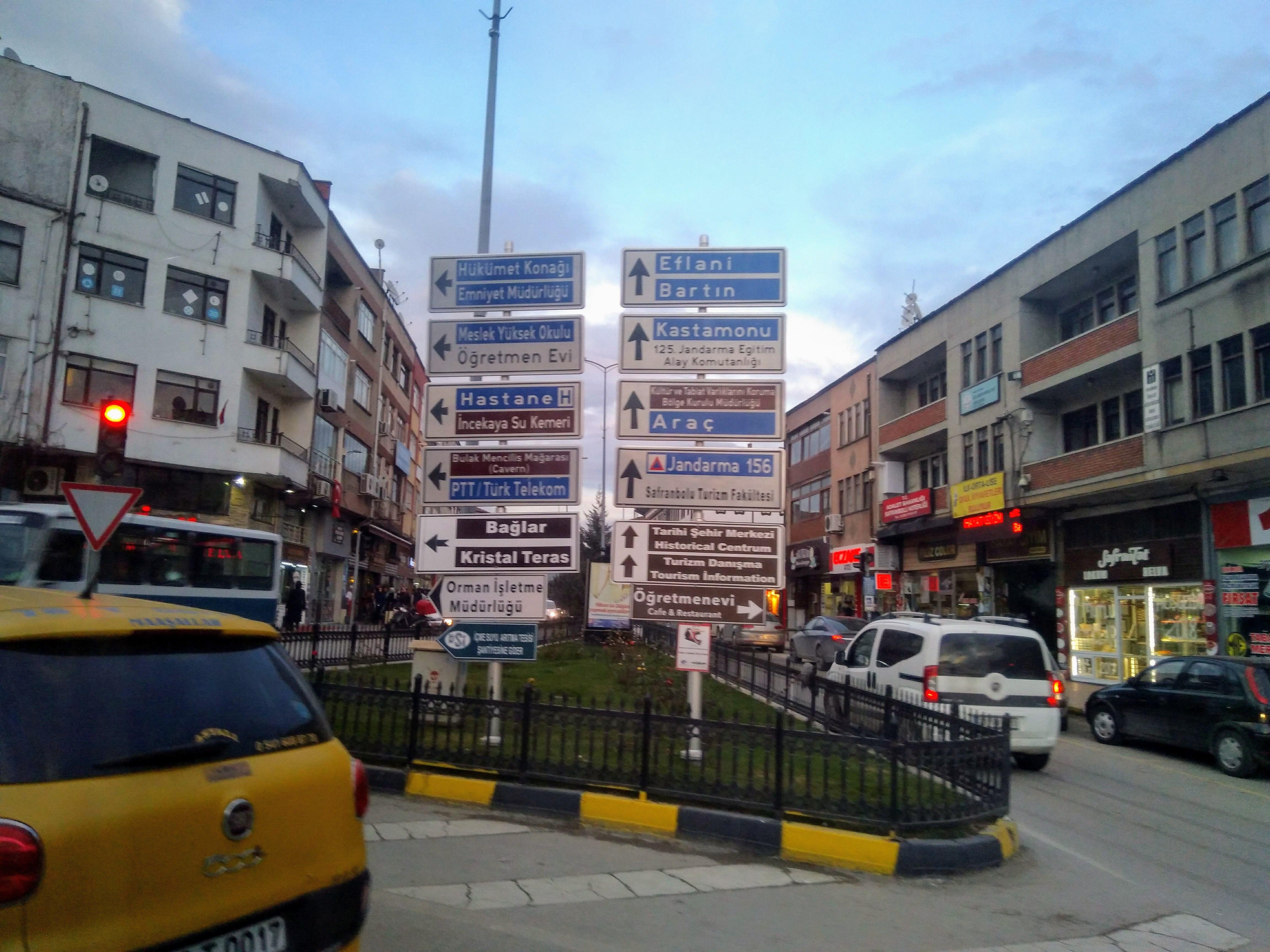 Kota Safranbolu