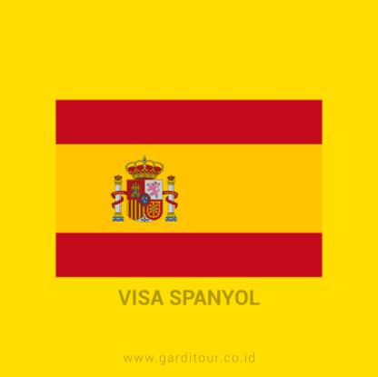 Jasa Pengurusan Visa Spanyol