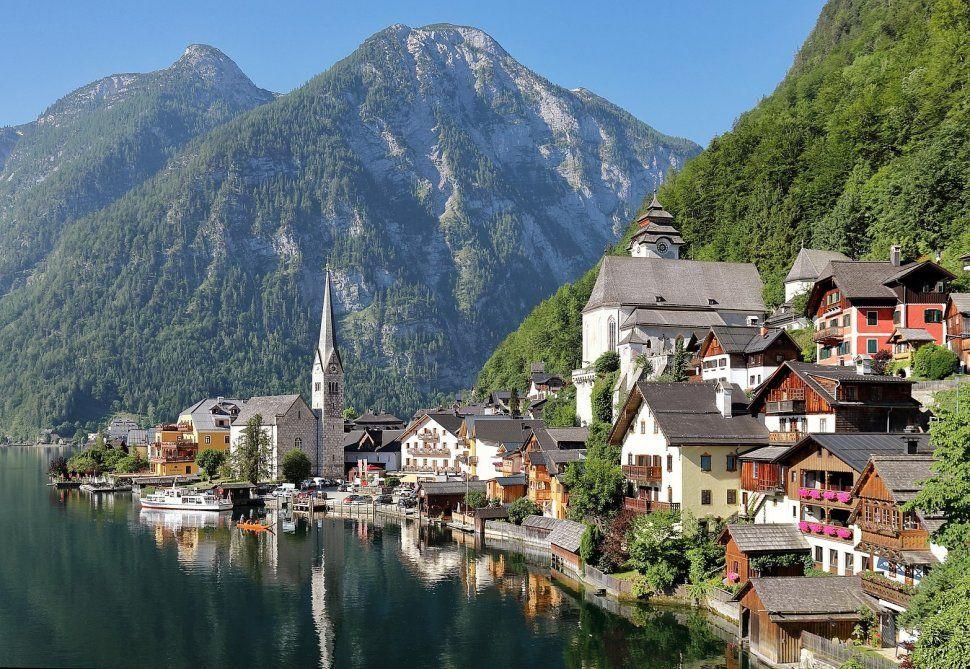 Kota di Eropa Bak Negeri Dongeng