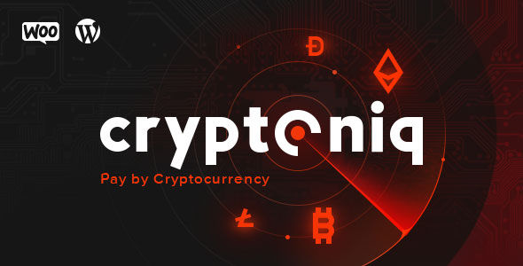 Cryptoniq v1.9.1 - Cryptocurrency Payment Plugin for WordPress