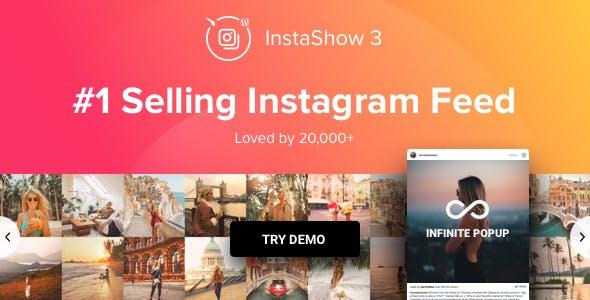 Instagram Feed v4.0.2 - WordPress Instagram Gallery