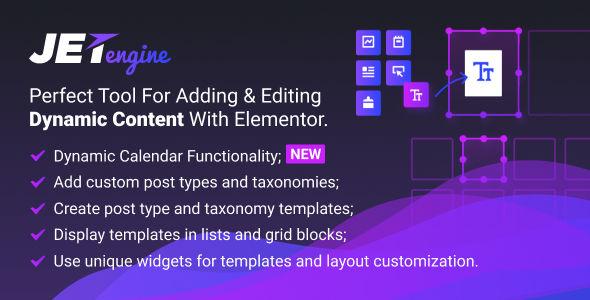 JetEngine v2.8.0 - Adding & Editing Dynamic Content