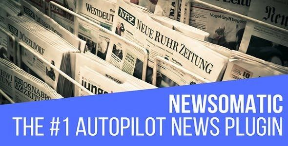 Newsomatic v3.1.1 - Automatic News Post Generator