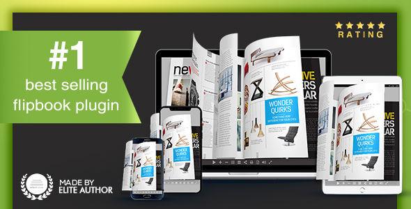 Real3D FlipBook v3.18 - WordPress Plugin