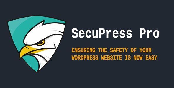 SecuPress Pro v2.0.1 - Premium WordPress Security Plugin