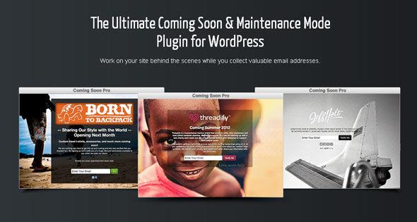 SeedPro Comming Soon Pro v6.4.0 - Wordpress Plugin
