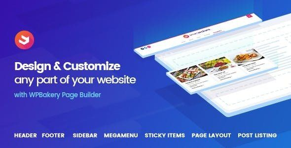 Smart Sections Theme Builder v1.6.1 - WPBakery Page Builder Addon
