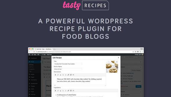 Tasty Recipes v3.2.0 - Recipe Plugin For Food Blogs