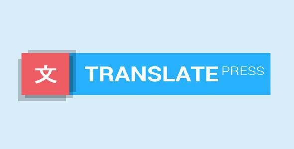TranslatePress v2.0.1 + Add-Ons